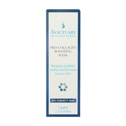 Sanctuary 聖活泉 肌膚保養品-緊緻醒膚面膜 Collagen Boosting Mask