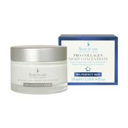 Sanctuary 聖活泉 肌膚保養品-緊緻精華晚霜 Pro-Collagen Night Concentrate