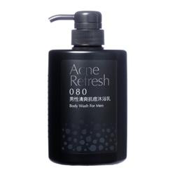 男仕沐浴清潔產品-男性清爽抗痘沐浴乳 Body Wash For Men
