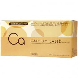 滿鈣煎餅 Calcium Sable