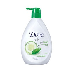 Dove 多芬 身體清潔系列-清爽水嫩沐浴乳