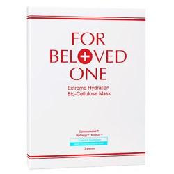 FOR BELOVED ONE 寵愛之名 保養面膜-極致保濕生物纖維面膜 Extreme Hydration Bio-Cellulose Mask