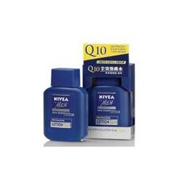 NIVEA 妮維雅 男仕臉部保養-男性Q10全效煥膚水 FOR MEN REVITALISING Lotion Q10