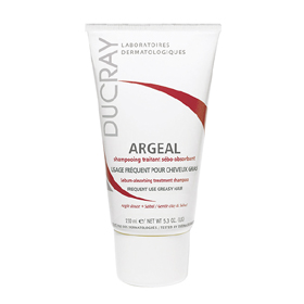 DUCRAY 護蕾 洗髮-鋸棕櫚控油洗髮霜 Ducray Argeal Sebum-absorbing treatment shampoo