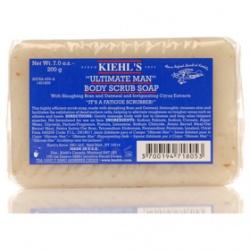 男仕沐浴清潔產品-極限男性燕麥去角質潔膚皂