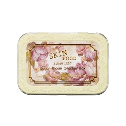 SKINFOOD 眼影-香草花園眼影盒