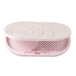 Q10玫瑰防曬兩用粉餅專用盒 DHC Rose Beauty Clear Powdery Foundation Q10 Compact
