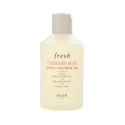 Fresh 身體保養系列-大麻花玫瑰沐浴精 Cannabis Rose Bath & Shower Gel