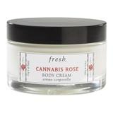 大麻花玫瑰身體乳霜 Cannabis Rose Body Cream