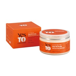 Yes To Carrots  護髮-保濕滋養髮膜 Hair & Scalp Moisturizing Mud Mask