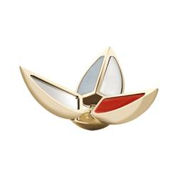 LANCOME 蘭蔻 彩妝組合-金燦蓮彩盤 Lotus Splendor
