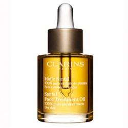 CLARINS 克蘭詩 芳香植物美容護理-三檀面部護理油 Face Treatment Oil Santal