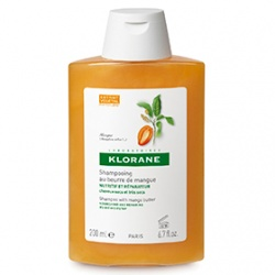 KLORANE 蔻蘿蘭 頭髮系列-滋養修護洗髮精 Nourishing shampoo with Mango butter