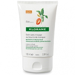 KLORANE 蔻蘿蘭 護髮-滋養修護髮膜 Nourishing and coating fluid care with Mango butter