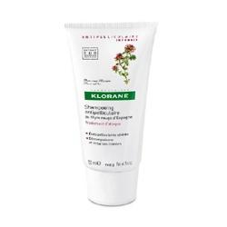 深層抗屑洗髮霜 Anti-dandruff shampoo with red thyme from Spain