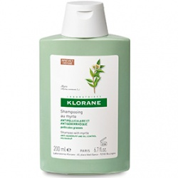 KLORANE 蔻蘿蘭 抗屑系列-抗屑洗髮精 Myrtle Shampoo