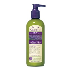 AVALON ORGANICS  臉部卸妝-薰衣草潔顏卸妝乳 Lavender Facial Cleansing Milk