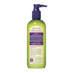 AVALON ORGANICS 薰衣草舒緩護膚系列-薰衣草潔顏凝膠 Lavender Facial Cleansing Gel