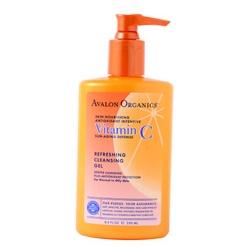AVALON ORGANICS 維他命C透白護膚系列-維他命C清爽潔顏凝膠 Vitamin C Refreshing Facial Cleanser