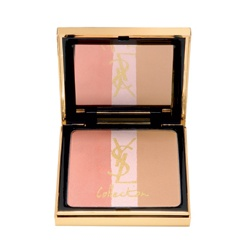 YSL 聖羅蘭 臉部彩妝-純美胭脂蜜粉盒 PALETTE COLLECTION COLLECTOR POWDER FOR THE COMPLEXION