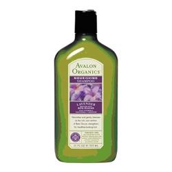 AVALON ORGANICS 經典綠瓶系列-薰衣草滋潤洗髮精 Nourishing Therapeutic Lavender Shampoo