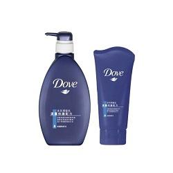 多芬潤髮乳─深層修護配方