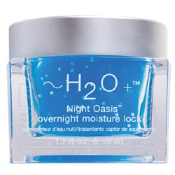 ~H2O+ 水貝爾 8杯水系列-8杯水星光水凝膜 Overnight Moisture Lock