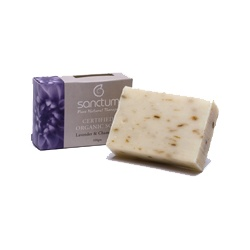 sanctum 沐浴清潔-花花世界有機手工皂 薰衣草&洋甘菊 Lavender&Chamomile