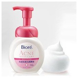 抗痘保濕洗顏慕絲 Biore Acne Mild Care Moisture Facial Foam