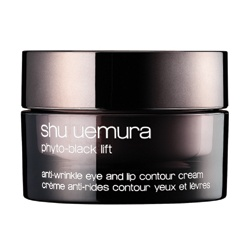 shu uemura 植村秀 眼部保養-黑萃緊顏抗皺眼唇霜 Phyto-Black Lift Anti-Wrinkle Eye and Lip Contour Cream
