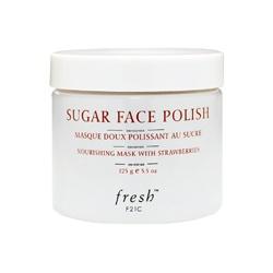 Fresh 臉部保養系列-紅糖臉部去角質霜 Sugar Face Polish