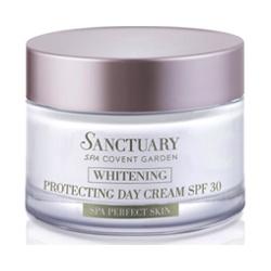 Sanctuary 聖活泉 淨白光采美白系列-淨白光采美白防護日霜SPF30 Skin whitening day cream SPF 30