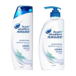 head&shoulders 海倫仙度絲 頭皮修護系列-敏感呵護蘆薈精華洗髮乳