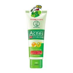 Acnes抗痘卸妝洗面乳