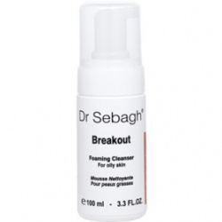 Dr Sebagh 賽貝格 淨膚光系列-淨膚光潔顏慕絲 Breakout Foaming Cleanser
