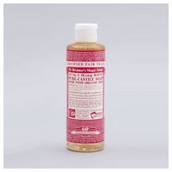 有機玫瑰潔顏露 Rose Liquid Soap