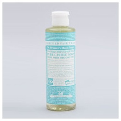 有機溫和嬰兒潔顏露 Unscented Baby Mild Liquid Soap