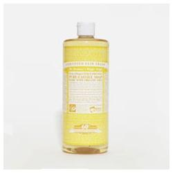 Dr. Bronner`s 布朗博士 洗顏-有機柑橘潔顏露 Citrus Orange Liquid Soap