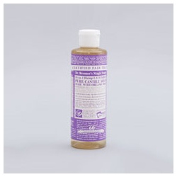 Dr. Bronner`s 布朗博士 洗顏-有機薰衣草潔顏露 Lavender Liquid Soap