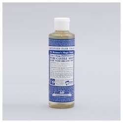 有機薄荷潔顏露 Peppermint Liquid Soap