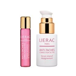 LIERAC 法國黎瑞 皮膚問題-全效淨白淡斑組