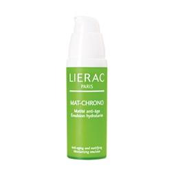 LIERAC 法國黎瑞 抗老控油系列-維他命控油保濕乳液