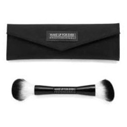 MAKE UP FOR EVER 工具-限量雙頭修容刷 Sculpting Brush