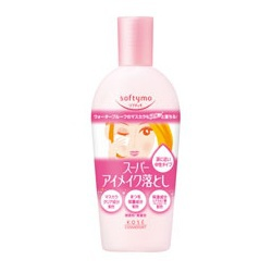 玻尿酸特淨眼唇卸粧露 softymo SUPER POINT MAKE UP REMOVER Na