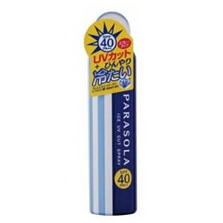 小太陽清涼防曬噴霧SPF40 PA++ Parasola Ice UV Cut spray