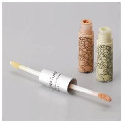 玫瑰煥采眼圈雙重遮瑕筆 Rose Dark Circle Double Concealer Stick