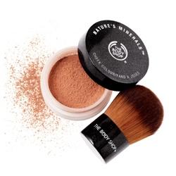 The Body Shop 美體小舖 頰彩‧修容-礦泉腮紅 Nature's Minerals Cheek Color