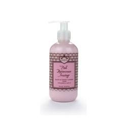 JAQUA 粉紅聖代系列-粉紅聖代 - 保濕乳液 Pink Buttercream Frosting Hand & Body Lotion
