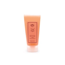 JAQUA 身體去角質-蜜桃聖代 – 身體去角質 Peach Parfait Exfoliating Body Polish with Peach Extract