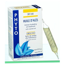 PHYTO 髮朵 乾性髮質專用系列-麗絲護髮精油